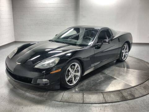 2008 Chevrolet Corvette for sale at CU Carfinders in Norcross GA
