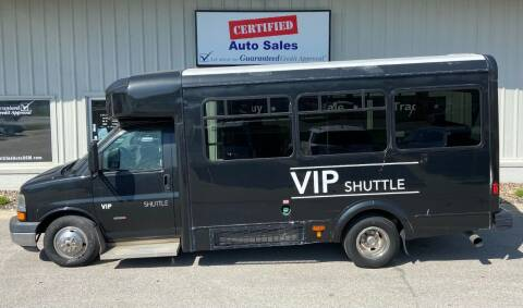 2010 Chevrolet Express Cutaway for sale at Certified Auto Sales in Des Moines IA