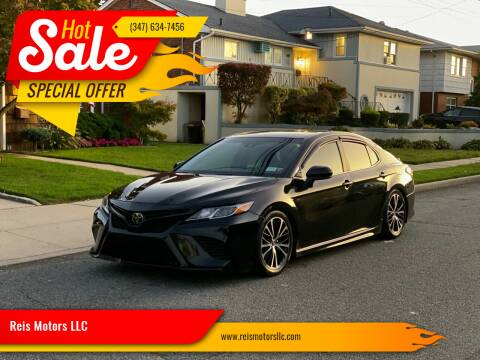 2018 Toyota Camry for sale at Reis Motors LLC in Lawrence NY