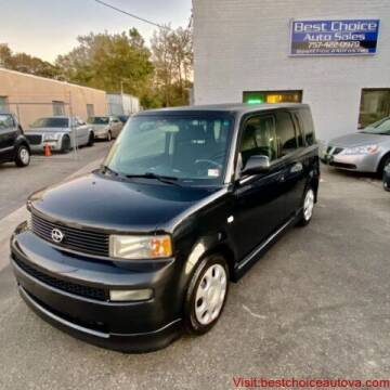 2005 Scion xB for sale at Best Choice Auto Sales in Virginia Beach VA