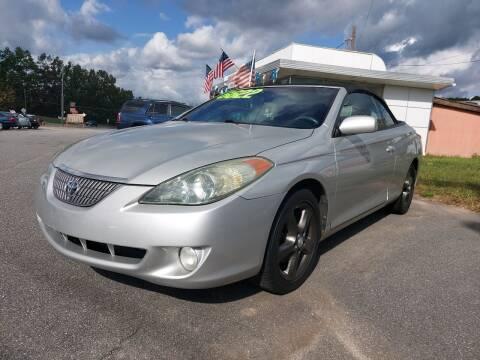 2006 Toyota Camry Solara for sale at Wheel'n & Deal'n in Lenoir NC
