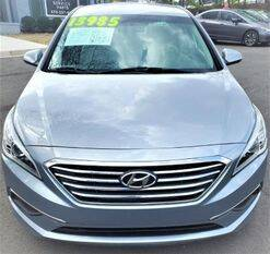 2017 Hyundai Sonata for sale at AMG Automotive Group in Cumming GA