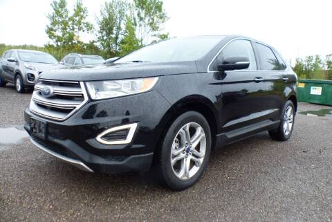 2018 Ford Edge for sale at Macomb Automotive Group in New Haven MI
