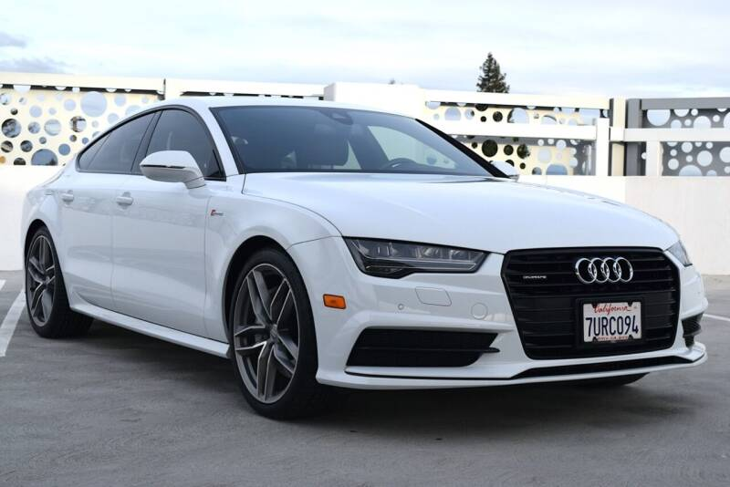 2016 Audi A7 for sale at Rovcanin Motors in San Jose CA