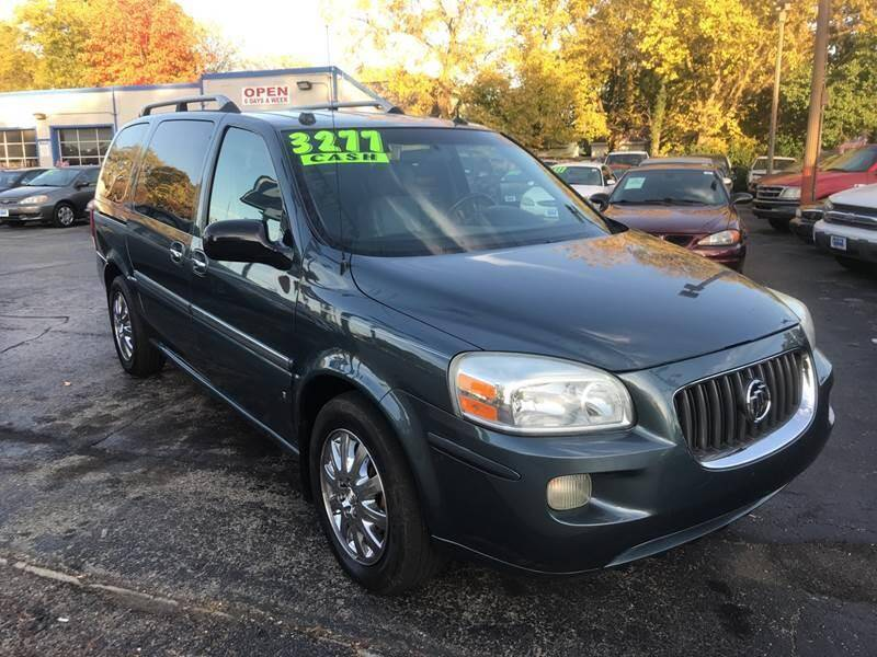 2006 Buick Terraza for sale at Klein on Vine in Cincinnati OH