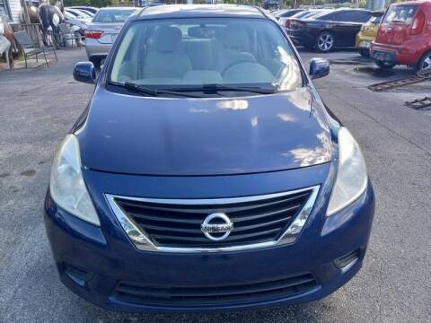 2013 Nissan Versa for sale at Denny's Auto Sales in Fort Myers FL