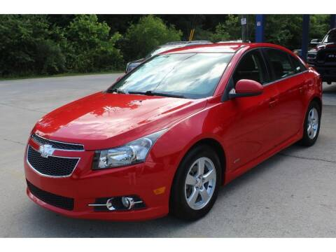 2014 Chevrolet Cruze for sale at Inline Auto Sales in Fuquay Varina NC