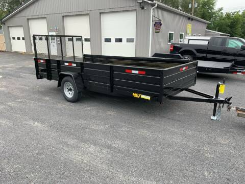 2021 MCT 6.5x14 SS for sale at Smart Choice 61 Trailers in Shoemakersville PA