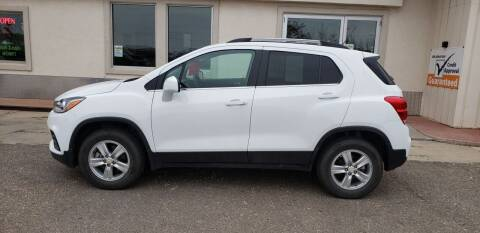 2019 Chevrolet Trax for sale at HomeTown Motors in Gillette WY