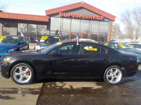 2013 Dodge Charger for sale at Super Service Used Cars in Milwaukee WI