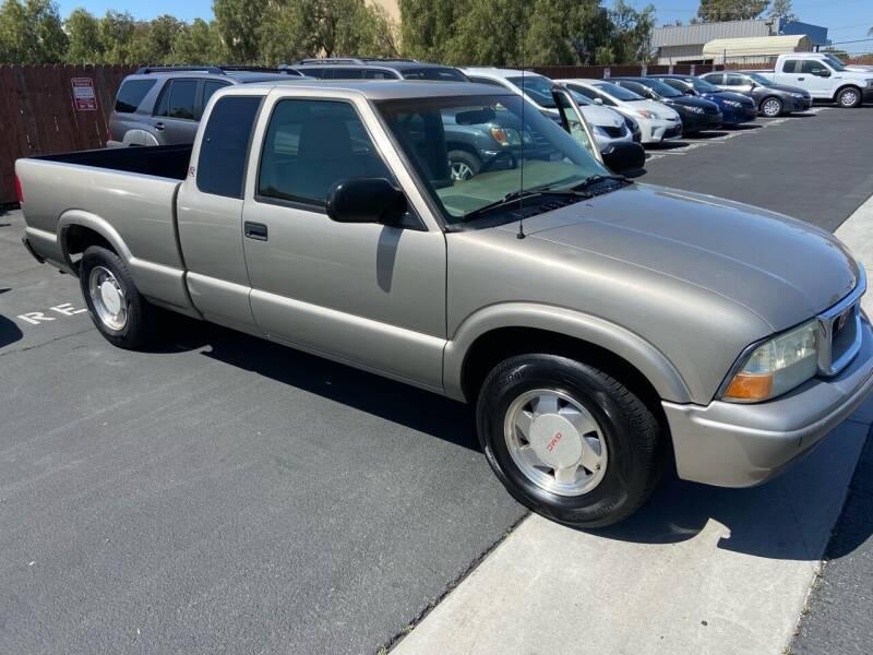 2003 GMC Sonoma for sale at Coast Auto Motors in Newport Beach CA