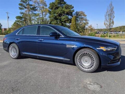 2021 Genesis G90 for sale at CU Carfinders in Norcross GA