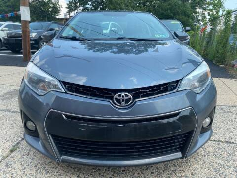 2015 Toyota Corolla for sale at Best Cars R Us in Plainfield NJ