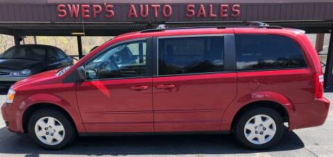 2010 Dodge Grand Caravan for sale at Swep's Auto Sales in Factoryville PA