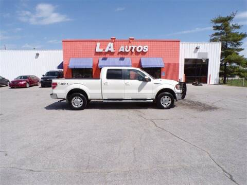 2009 Ford F-150 for sale at L A AUTOS in Omaha NE