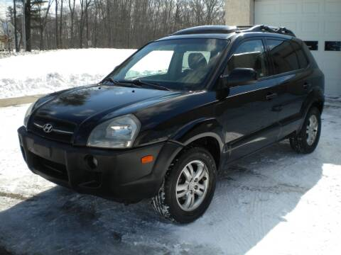 2007 Hyundai Tucson for sale at Route 111 Auto Sales in Hampstead NH