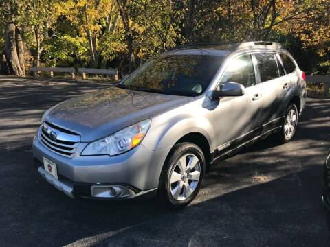 2011 Subaru Outback for sale at BORGES AUTO CENTER, INC. in Taunton MA