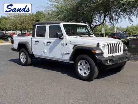 2020 Jeep Gladiator for sale at Sands Chevrolet in Surprise AZ