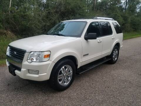 2007 Ford Explorer for sale at J & J Auto Brokers in Slidell LA