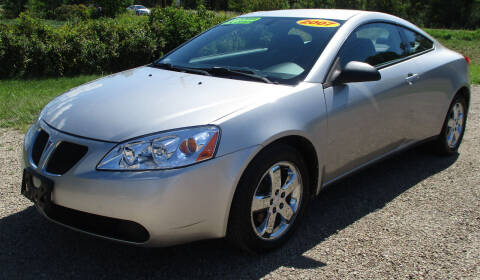 2007 Pontiac G6 for sale at LOT OF DEALS, LLC in Oconto Falls WI