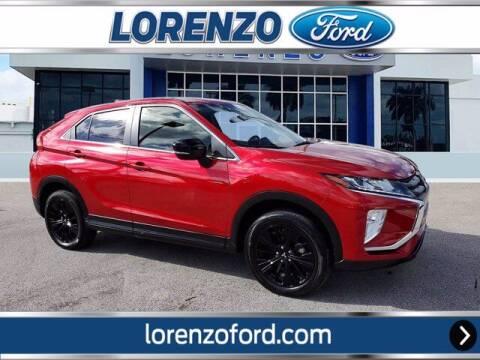 2020 Mitsubishi Eclipse Cross for sale at Lorenzo Ford in Homestead FL