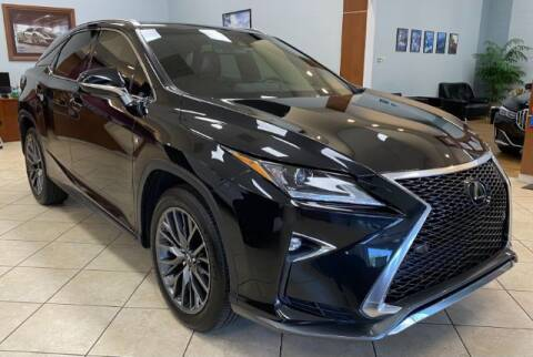 2017 Lexus RX 350 for sale at Adams Auto Group Inc. in Charlotte NC