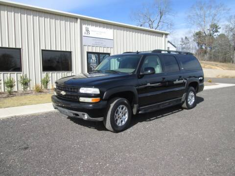 2006 Chevrolet Suburban for sale at B & B AUTO SALES INC in Odenville AL