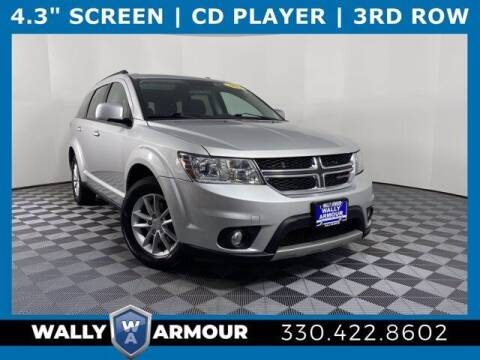 2013 Dodge Journey for sale at Wally Armour Chrysler Dodge Jeep Ram in Alliance OH