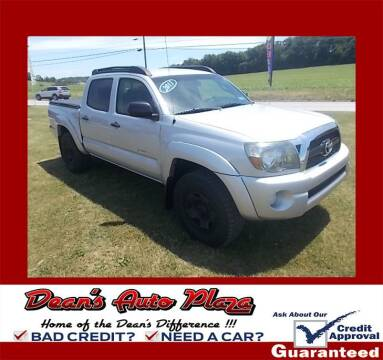 2011 Toyota Tacoma for sale at Dean's Auto Plaza in Hanover PA