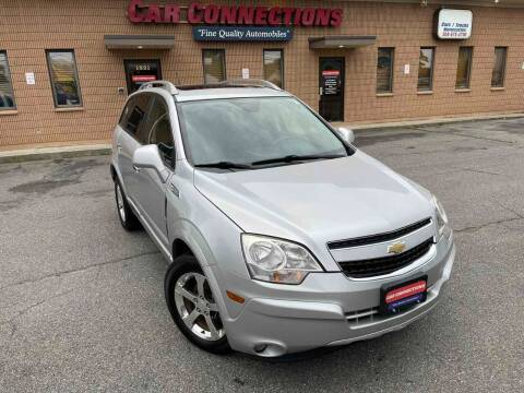 2012 Chevrolet Captiva Sport for sale at CAR CONNECTIONS in Somerset MA