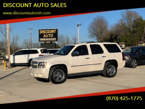 2010 Chevrolet Tahoe for sale at DISCOUNT AUTO SALES in Mountain Home AR