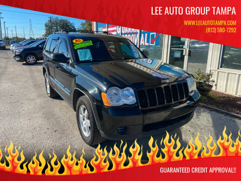 2010 Jeep Grand Cherokee for sale at Lee Auto Group Tampa in Tampa FL
