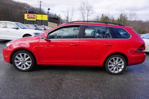 2012 Volkswagen Jetta for sale at Bloom Auto in Ledgewood NJ