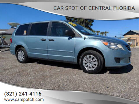 2009 Volkswagen Routan for sale at Car Spot Of Central Florida in Melbourne FL