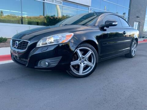 2011 Volvo C70 for sale at San Diego Auto Solutions in Escondido CA