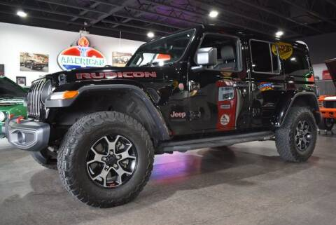 2019 Jeep Wrangler Unlimited for sale at Choice Auto & Truck Sales in Payson AZ