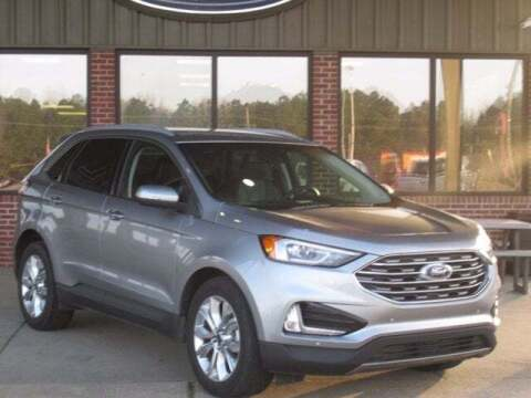 2020 Ford Edge for sale at Rogel Ford in Crystal Springs MS