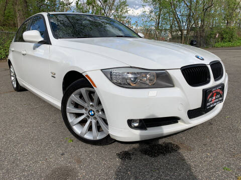 2011 BMW 3 Series for sale at JerseyMotorsInc.com in Teterboro NJ