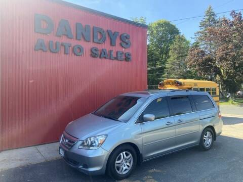 2006 Honda Odyssey for sale at Dandy's Auto Sales in Forest Lake MN