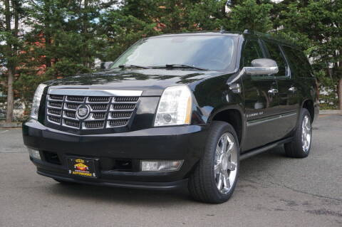 2007 Cadillac Escalade ESV for sale at West Coast Auto Works in Edmonds WA