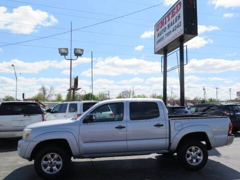 2006 Toyota Tacoma for sale at United Auto Sales in Oklahoma City OK