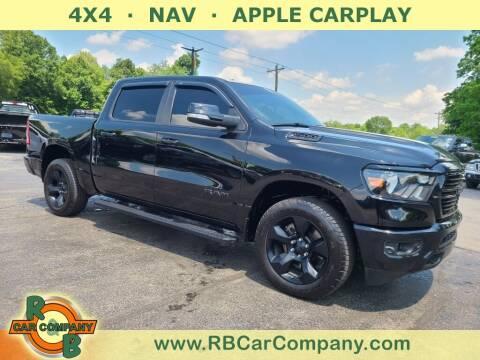 2019 RAM Ram Pickup 1500 for sale at R & B CAR CO - R&B CAR COMPANY in Columbia City IN