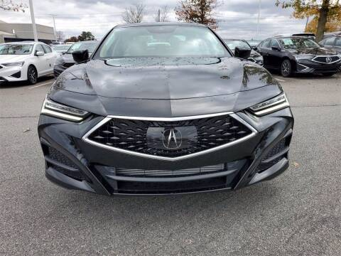 2021 Acura TLX for sale at Southern Auto Solutions - Georgia Car Finder - Southern Auto Solutions - Acura Carland in Marietta GA