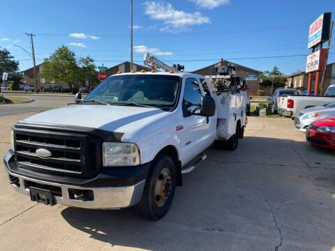 2005 Ford F-350 Super Duty for sale at Car Gallery in Oklahoma City OK