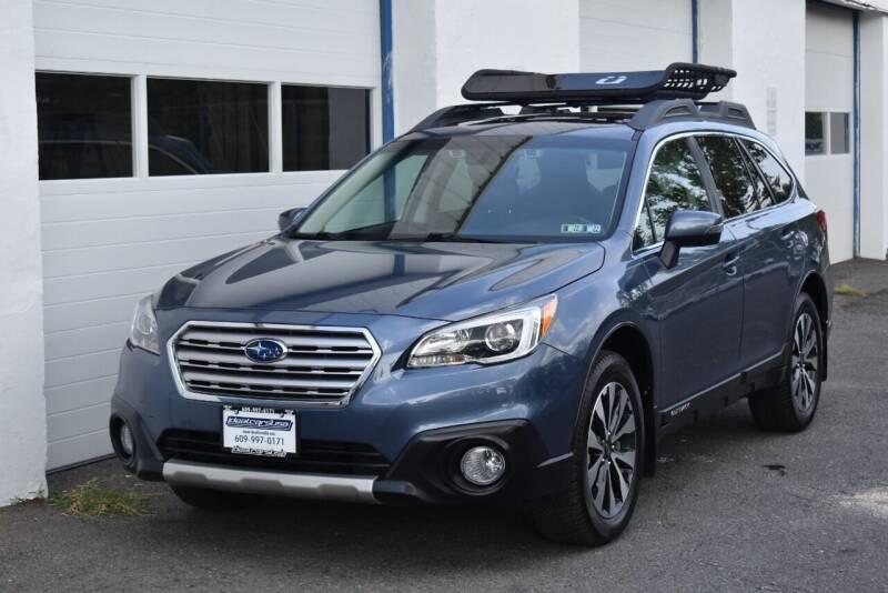 2017 Subaru Outback for sale at IdealCarsUSA.com in East Windsor NJ