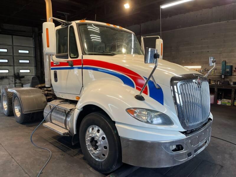 2010 IHC Prostar for sale at Money Trucks Inc in Hill City KS