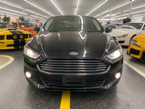 2015 Ford Fusion Hybrid for sale at Dixie Imports in Fairfield OH