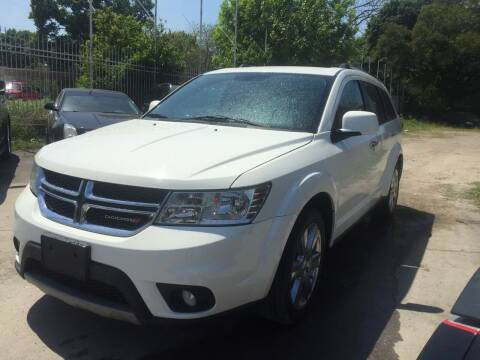 2012 Dodge Journey for sale at Texas Luxury Auto in Houston TX