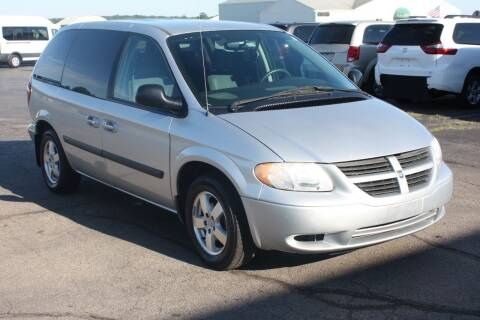 2005 Dodge Caravan for sale at LJ Motors in Jackson MI