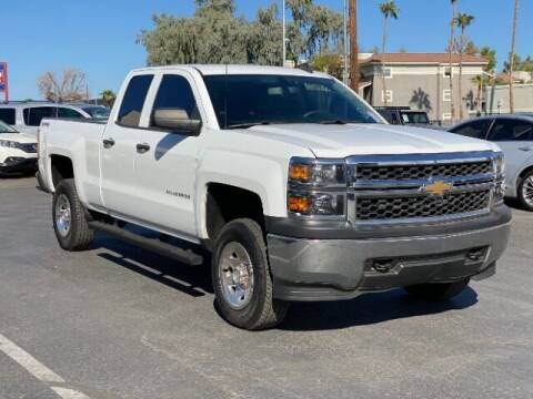 2015 Chevrolet Silverado 1500 for sale at Brown & Brown Wholesale in Mesa AZ